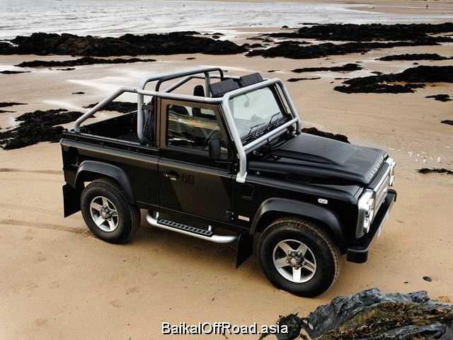 Land Rover Range Rover 2.4 Diesel (106Hp) (Механика)