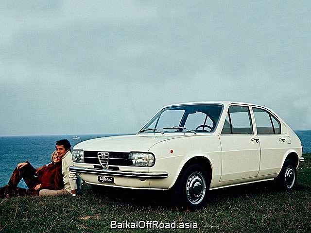 Alfa Romeo Alfasud 1.5 ti (95Hp) (Механика)