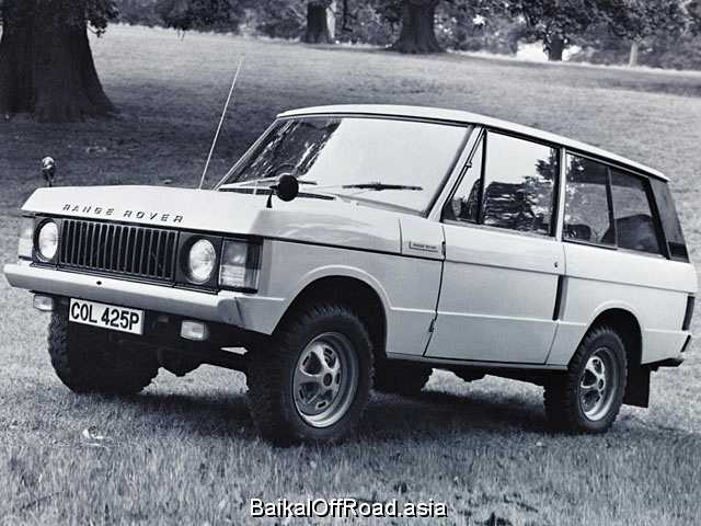 Land Rover Range Rover 3.9 (173Hp) (Автомат)