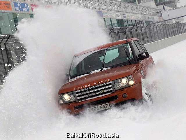 Land Rover Range Rover Sport 4.4 i V8 32V (299Hp) (Автомат)