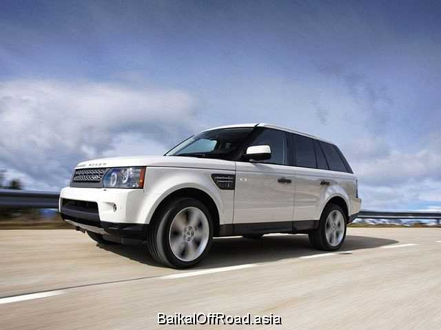 Land Rover Range Rover Sport (facelift) 5.0 (375Hp) (Автомат)