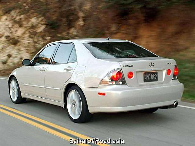 Lexus IS IS 300  (218Hp) (Автомат)