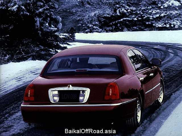 Lincoln Mark 4.6 i V8 32V (280Hp) (Автомат)