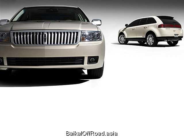 Lincoln MKX 3.5 V6 24V (268Hp) (Автомат)