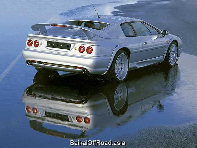Lotus Esprit 2.2 i Turbo (231Hp) (Механика)