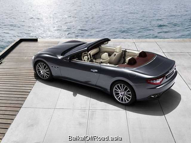 Maserati Spyder 4.2 i V8 32V (390Hp) (Механика)