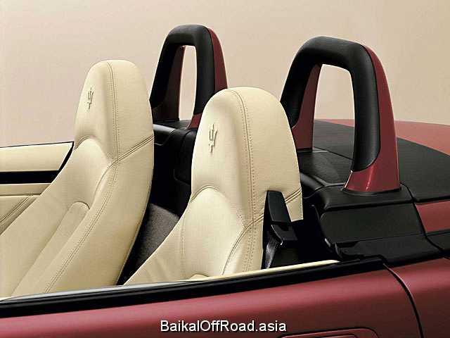 Maserati Barchetta Stradale 2.0 i V6 24V Biturbo (306Hp) (Механика)