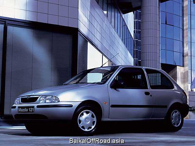 Mazda 121 1.3 (50Hp) (Механика)