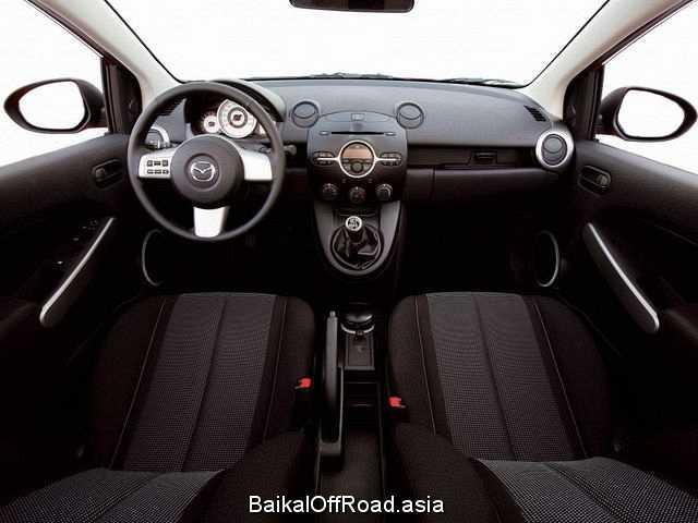 Mazda 2 1.5 (103Hp) (Механика)