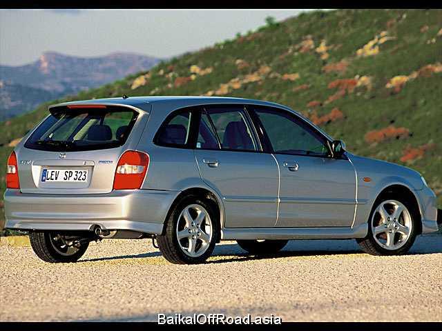 Mazda 323 F 2.0 i 16V Sport (130Hp) (Механика)