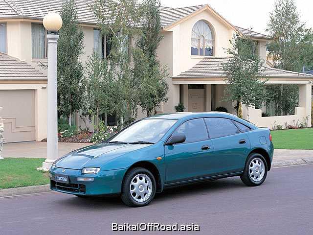 Mazda Protege 1.6 (107Hp) (Механика)