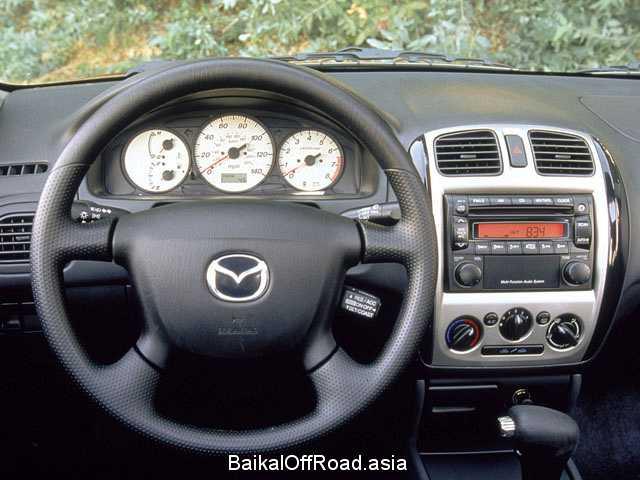 Mazda Protege 2.0 (130Hp) (Автомат)