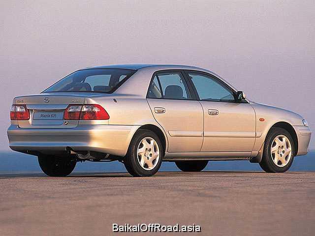 Mazda 626 2.0 (136Hp) (Механика)
