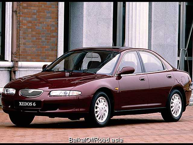 Mazda Xedos 6 2.0 V6 (140Hp) (Автомат)