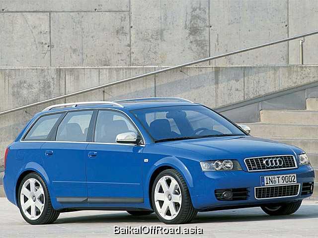 Audi RS4 4.2 i V8 32V FSI (420Hp) (Механика)