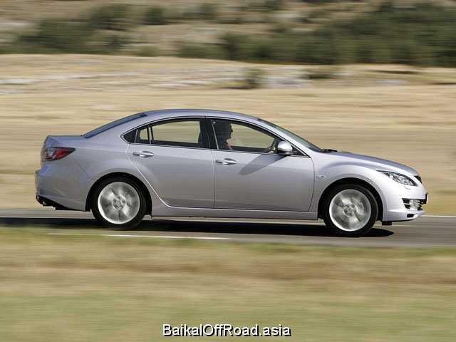 Mazda 6 Sedan 2.0 (147Hp) (Механика)