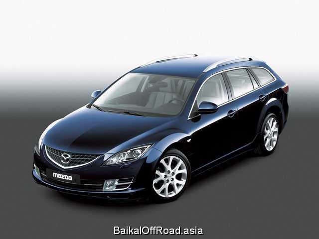 Mazda 6 Wagon 2.0 TD (140Hp) (Механика)