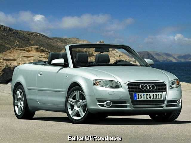 Audi A4 1.8 TFSI (120Hp) (Механика)