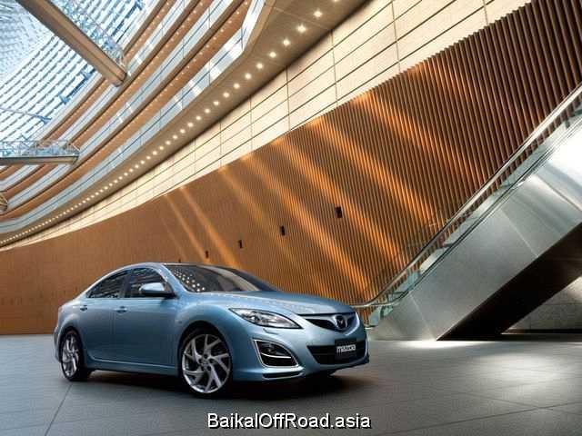 Mazda 6 Sedan (facelift) 2.0 (147Hp) (Автомат)