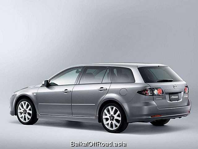Mazda Atenza Sport Wagon 2.3 i 16V (175Hp) (Автомат)