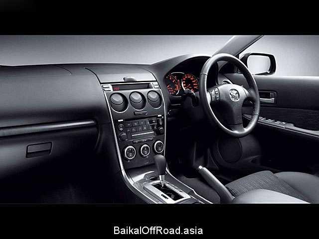 Mazda Atenza 2.0 i 16V (145Hp) (Автомат)