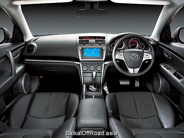 Mazda Atenza Sport 2.5 (170Hp) (Механика)