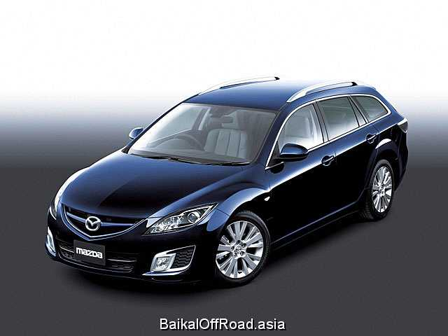 Mazda Atenza Sport Wagon 2.5 (170Hp) (Механика)
