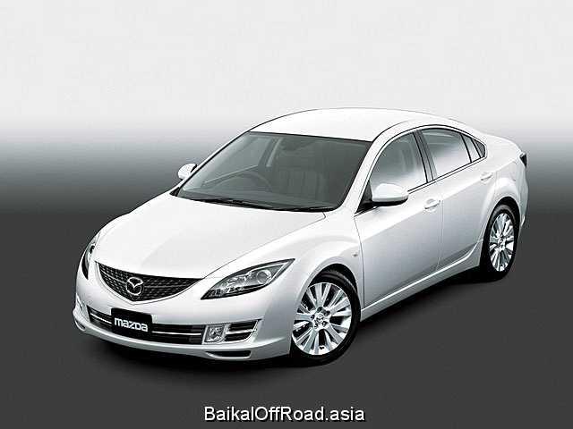 Mazda Atenza 2.0 (147Hp) (Автомат)