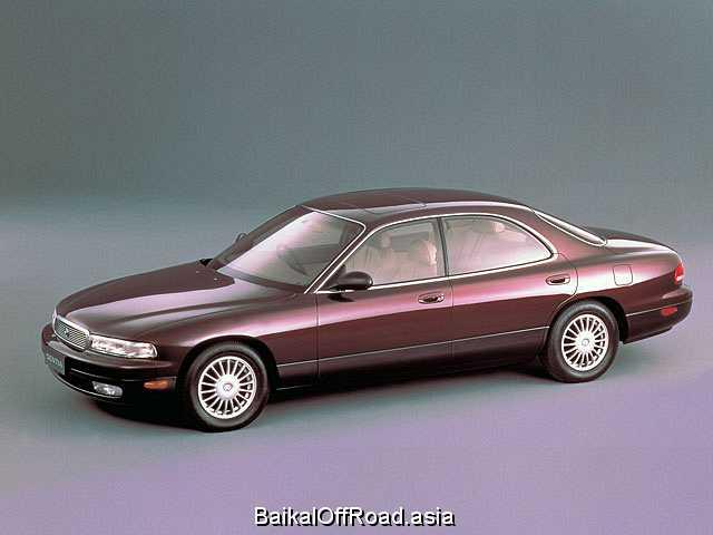 Mazda Sentia 3.0 i V6 24V (200Hp) (Автомат)