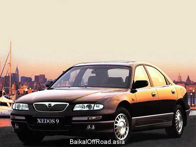 Mazda Xedos 9 2.5 i V6 24V (167Hp) (Автомат)