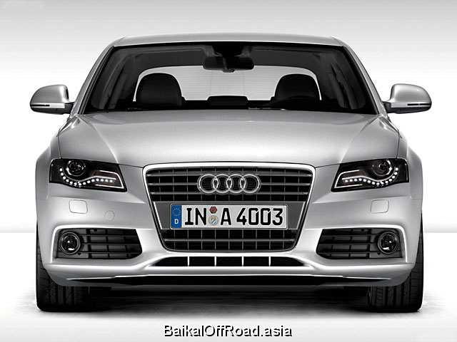 Audi A4 3.0 TDI quattro (240Hp) (Механика)