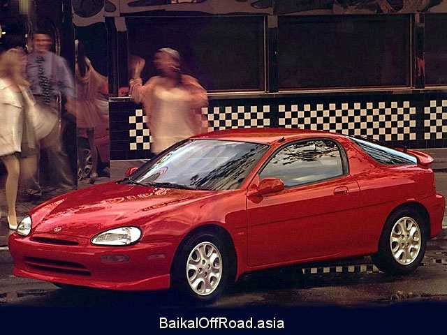 Mazda Mx-3 1.6 i (107Hp) (Автомат)