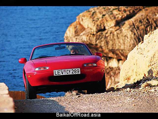 Mazda Mx-5 1.6 i 16V (110Hp) (Механика)
