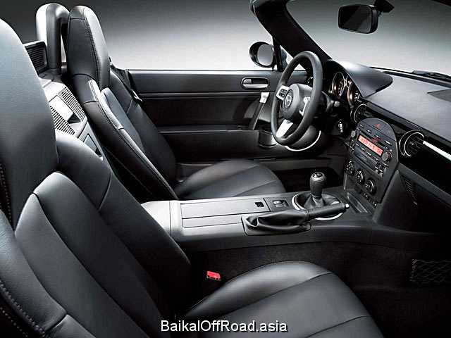 Mazda Mx-5 2.0 i 16V R5 (160Hp) (Механика)