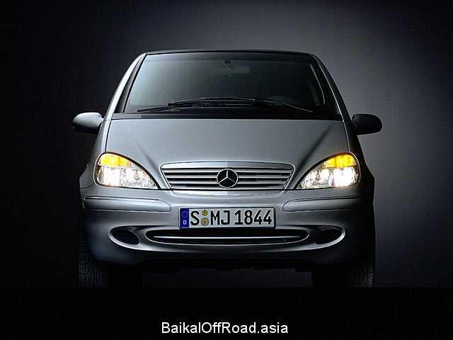 Mercedes-Benz A-Class A 160  (102Hp) (Автомат)