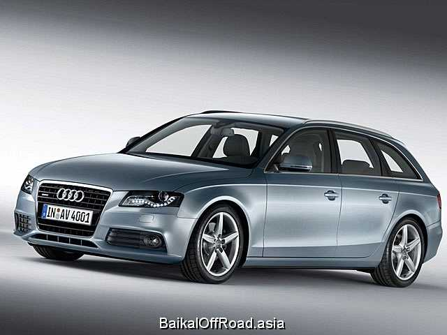 Audi A4 Avant 3.2 FSI quattro (265Hp) (Автомат)