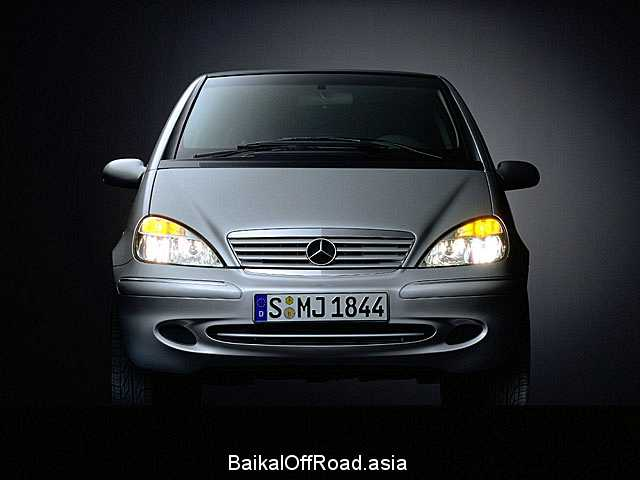 Mercedes-Benz A-Class A 170 CDI L (95Hp) (Механика)