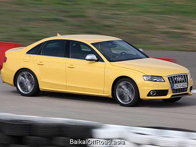 Audi S4 3.0 TFSI quattro (333Hp) (Автомат)