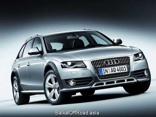 Audi A4 Allroad 2.0 TFSI (211Hp) (Автомат)
