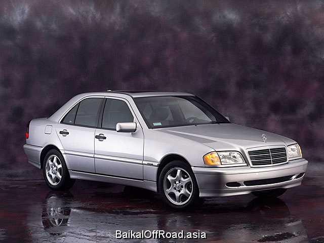 Mercedes-Benz C-Class C 200  (136Hp) (Механика)