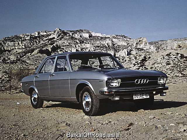 Audi 100 1.9 GL (112Hp) (Механика)