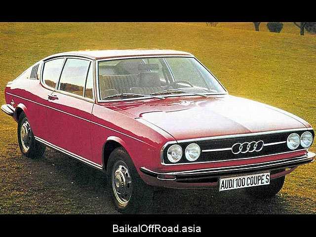 Audi 100 Coupe 1.9 (116Hp) (Механика)