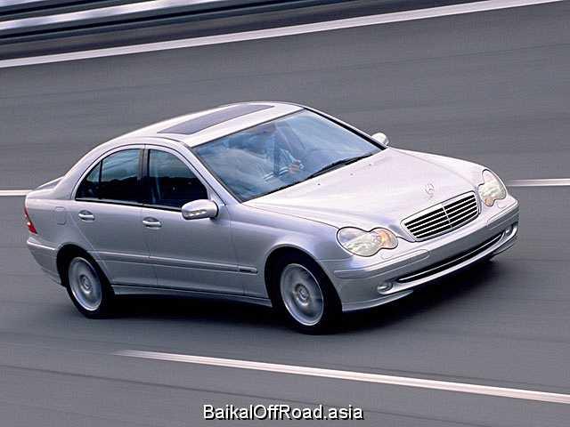 Mercedes-Benz C-Class РЎ 200 Kompressor (163Hp) (Механика)