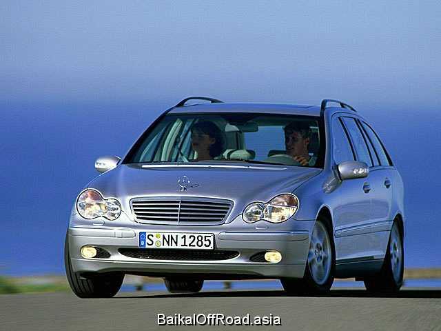 Mercedes-Benz C-Class T-model C 180 T (129Hp) (Автомат)