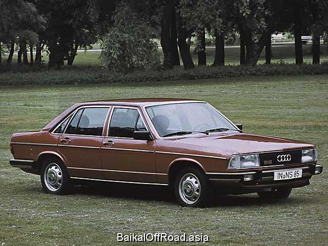 Audi 100 1.9 (100Hp) (Механика)