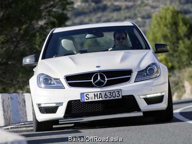 Mercedes-Benz C-Class (facelift) C 350 4MATIC (306Hp) (Автомат)