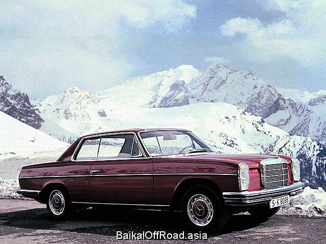 Mercedes-Benz W114 Coupe 250 CE  (150Hp) (Механика)