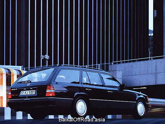Mercedes-Benz W124 T-model 300 T Turbo-D 4-matic (143Hp) (Автомат)