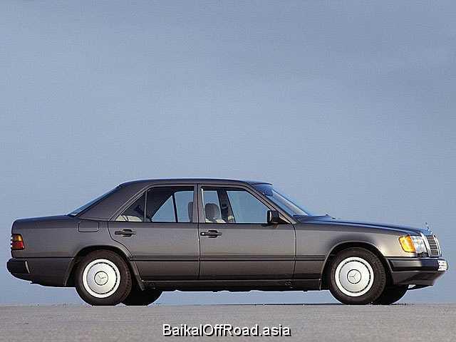 Mercedes-Benz W124 E 200  (109Hp) (Механика)