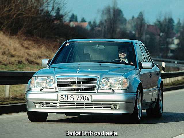Mercedes-Benz E-Class E 300 Turbo-D 4-matic (147Hp) (Автомат)